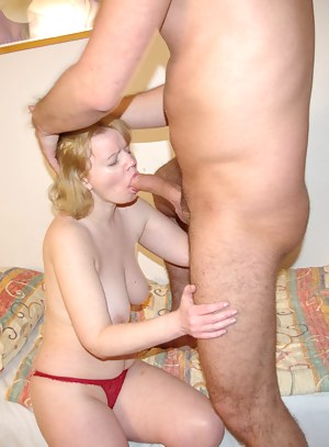 Homemade MILF Porn Pictures