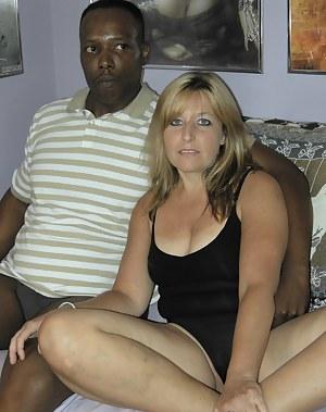 MILF Interracial Porn Pictures